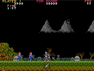 Ghosts 'N Goblins Remake