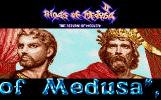 The Return of Medusa