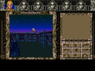 Ambermoon Amiga screenshot