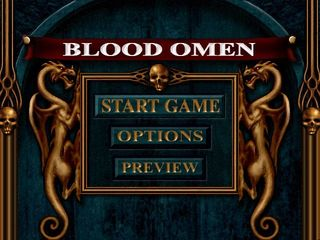 Blood Omen: Legacy of Kain Windows screenshot