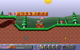 Diggers Amiga screenshot