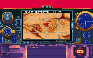 Dune Amiga screenshot