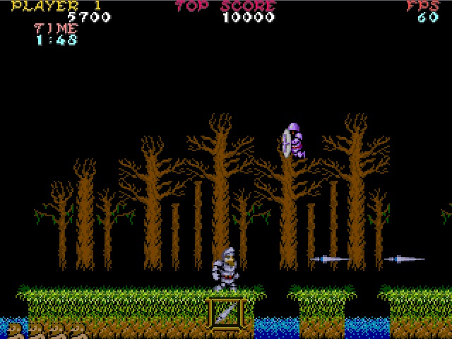 Ghosts 'N Goblins Remake - Windows