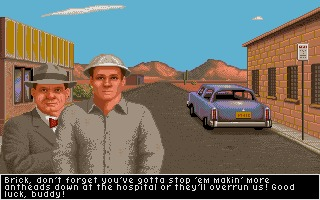 It Came From The Desert Ii Amiga Game Download