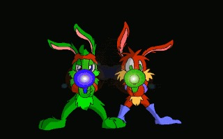 Jazz Jackrabbit 2 Windows screenshot