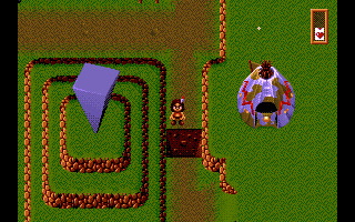 Legends Amiga screenshot