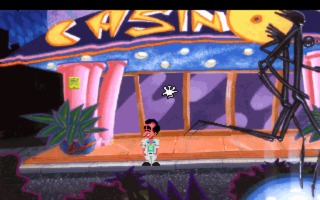 Leisure Suit Larry Enhanced
