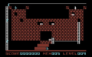 Lode Runner - Commodore 64