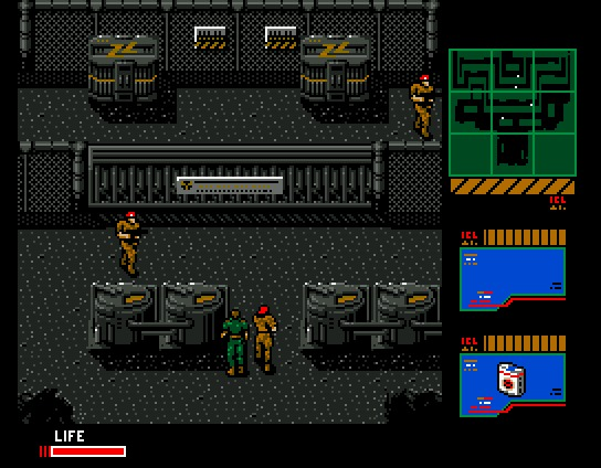 Metal Gear 2: Solid Snake - MSX