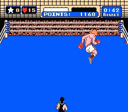Mike Tyson's Punch-Out!! NES screenshot