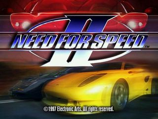 Need for Speed II Special Edition Windows screenshot