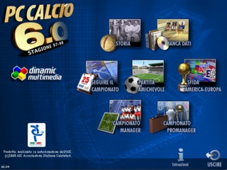 PC Calcio 6.0