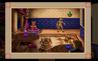 Quest for Glory II Remake  screenshot