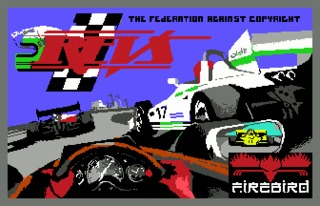 Revs Commodore 64 screenshot
