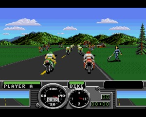Road Rash (Amiga)
