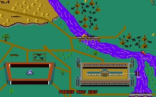 Santa Paravia and Fiumaccio Amiga screenshot