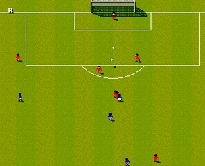 Sensible Soccer: European Champions - 92/93 Edition