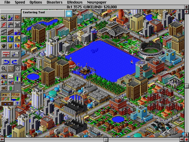3000 TÉLÉCHARGER SIM ABANDONWARE CITY