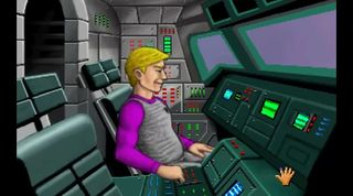 Space Quest II: Vohaul's Revenge Remake