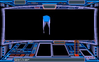 Starglider II Amiga screenshot
