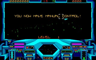 Starglider Amiga screenshot