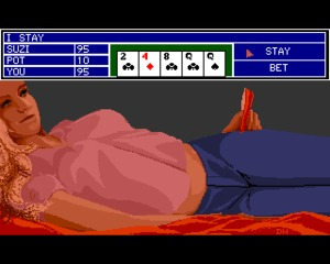 Strip Poker: A Sizzling Game of Chance