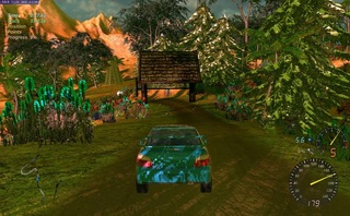 Stunt Rally Windows screenshot