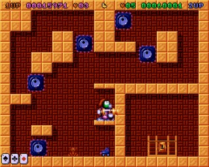 Super Methane Bros Amiga screenshot