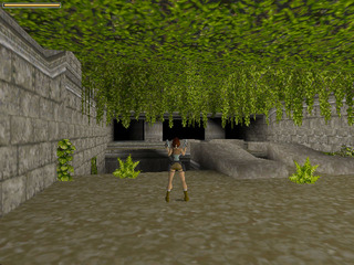 Tomb Raider (nGlide version)