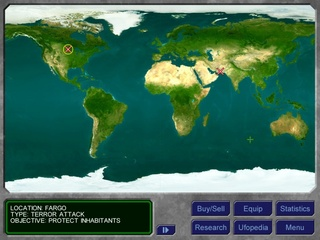 UFO: Alien Invasion Windows screenshot