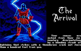Ultima V: Warriors of Destiny - DOS