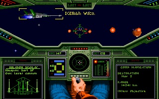 Wing Commander: The Secret Missions 2 - Crusade